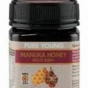 Mật ong - Pure Young Manuka Honey MGO 830+ 250ml (Carton of 6)