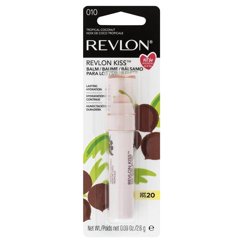Revlon Kiss Balm Tropical Coconut