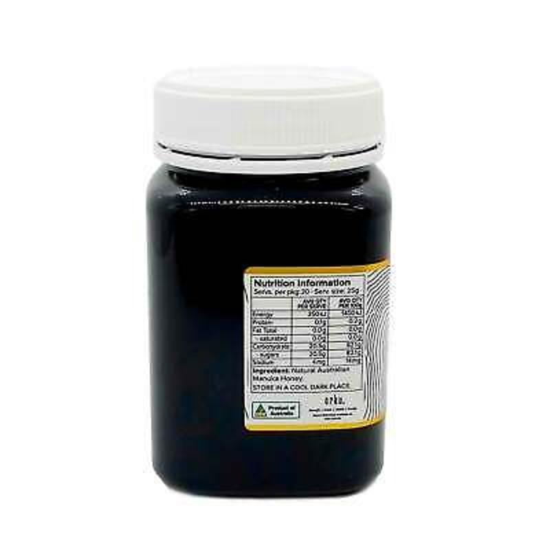 Mật ong - 500g MGO 500+ Australian Manuka Honey 100% Raw Natural Pure Jelly Bush