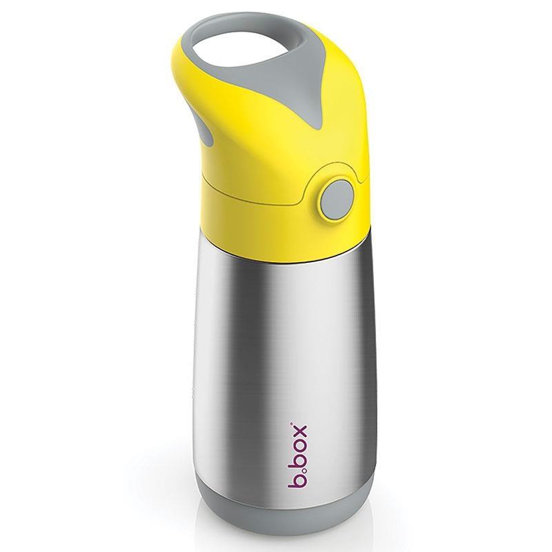 Bình giữ nhiệt b.box Insulated Drink Bottle Lemon Sherbet