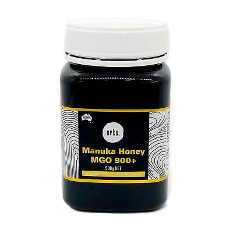 Mật ong - 500g MGO 900+ Australian Manuka Honey 100% Raw Natural Pure Jelly Bush