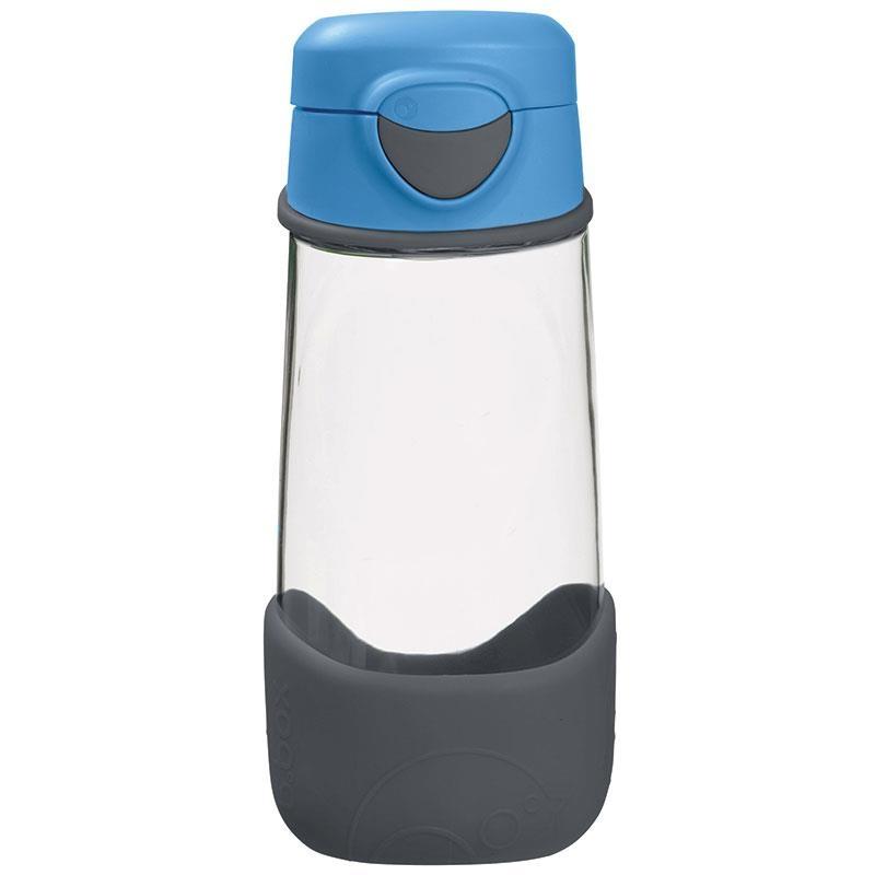 Bình nước B.Box Sport Spout Drink Bottle Blue Slate Online Only