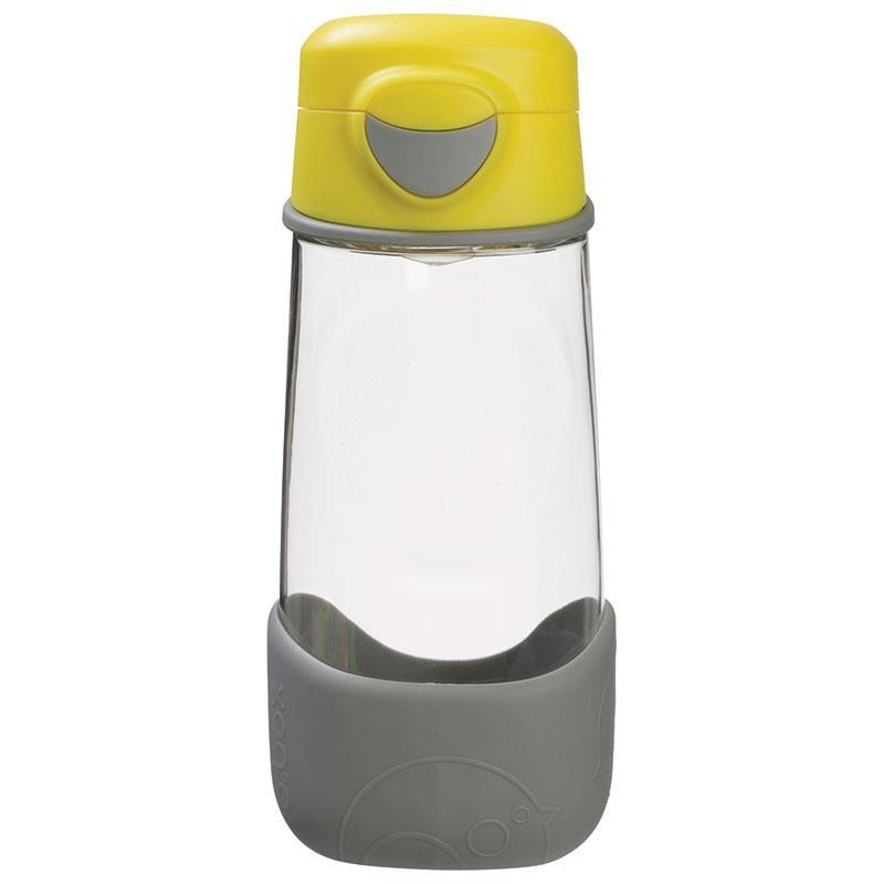 Bình nước B.Box Sport Spout Drink Bottle Lemon Sherbet