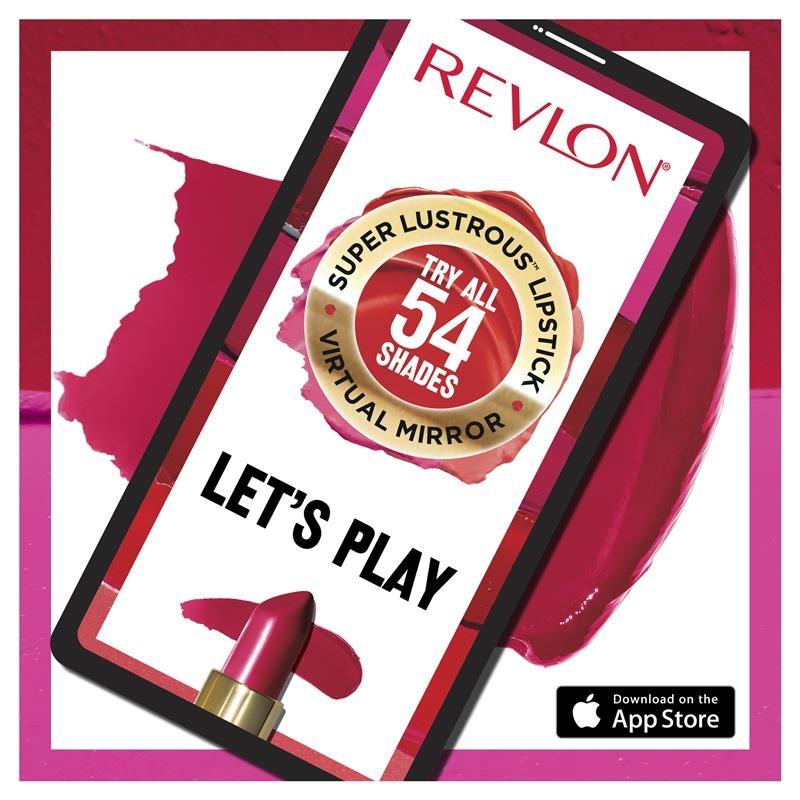 Revlon Super Lustrous Lipstick Softsilver Rose