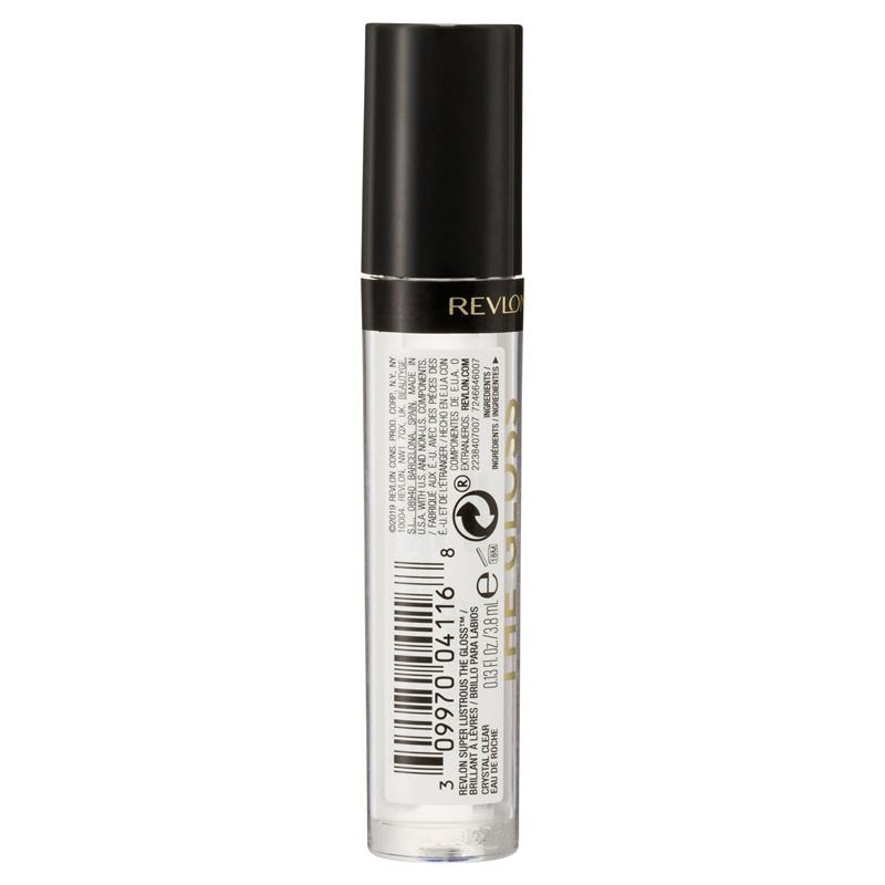 Revlon Super Lustrous The Gloss Crystal Clear