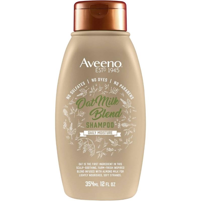 Dầu gội Aveeno Oat Milk Blend Shampoo 354ml