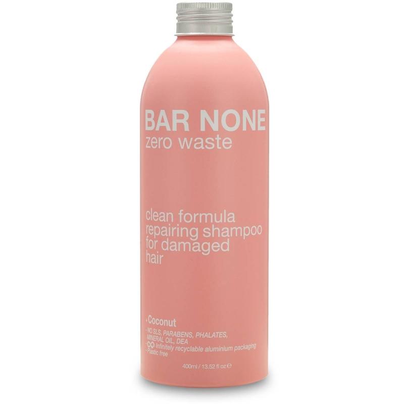 Dầu gội dành cho tóc hư tổn Bar None Shampoo Damaged Hair 400ml
