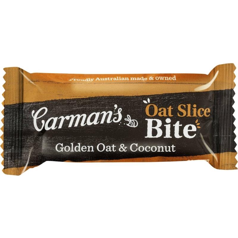 Carman's Oat Slice Bites Variety Pack 320g