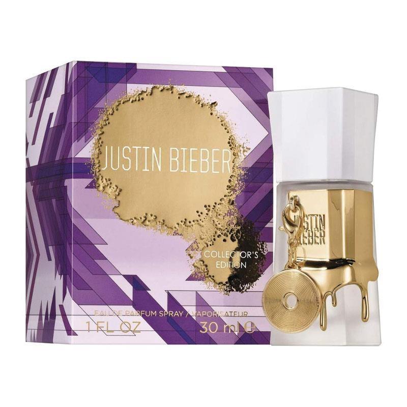 Justin Bieber Collectors Edition Eau de Parfum 30ml