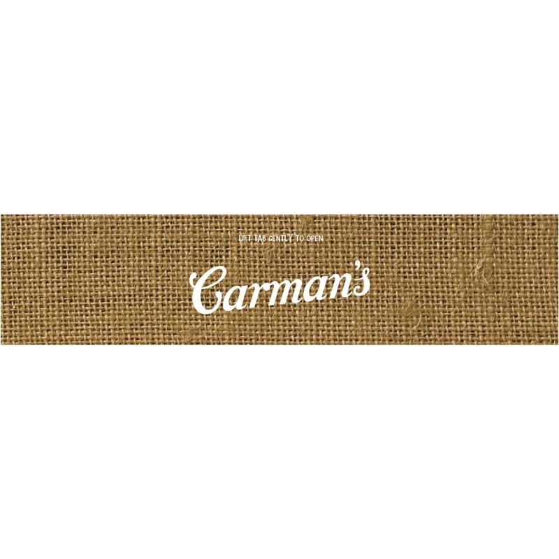 Carman's Gourmet Protein Bars Salted Caramel Bars 200g