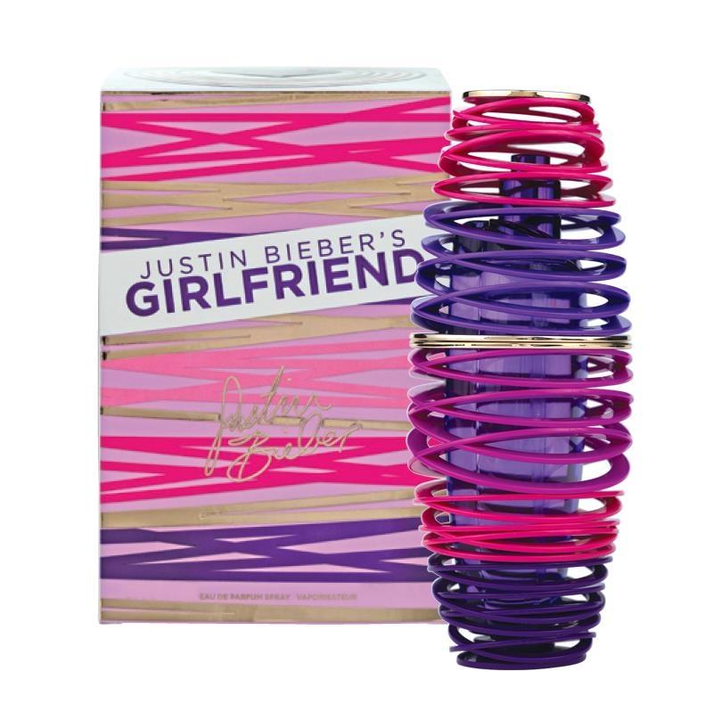 Justin Bieber Girlfriend 50ml Eau de Parfum