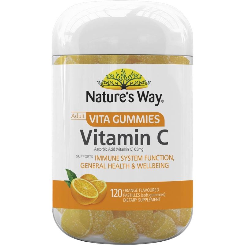 Nature's Way Vitagummies For Adults Vitamin C 120 pack