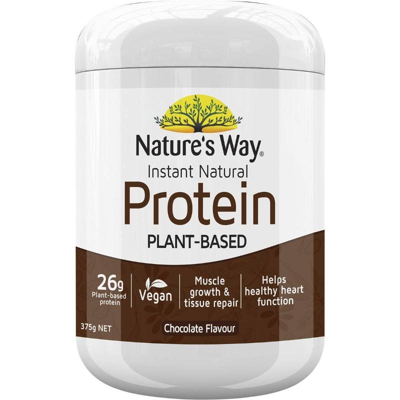 Nature's Way Protein Powder Chocolate 375g