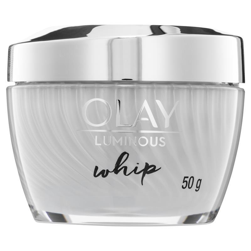 Olay Luminous Whip Face Cream Moisturiser 50g