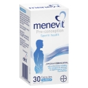 Menevit Pre-Conception Sperm Health Capsules 30 pack (30 days)