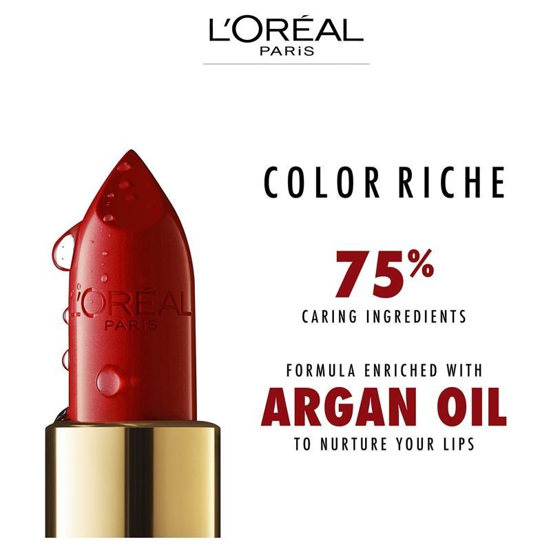 L'Oreal Color Riche Made For Me Natural Lipstick 235 Nude