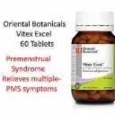 Oriental Botanicals Vitex Excel 60 tablets ( Premenstrual Syndrome )