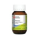 ORIENTAL BOTANICALS Memory 30 vege capsules (was Brain IQ )