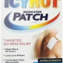 ICY HOT Medicated Patches, Extra Strength, Arm, Neck & Leg, 5 count