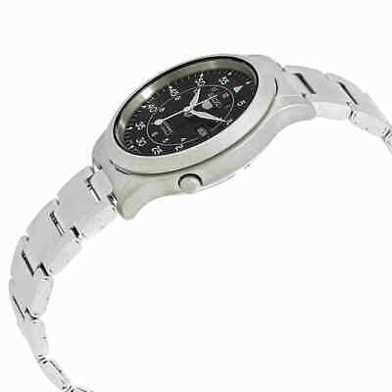 Seiko Series 5 Automatic Black Dial Men's Watch SNK809K1