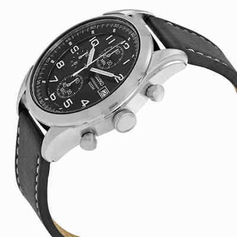 Seiko Neo Sports Chronograph Black Dial Men's Watch SSB271P1