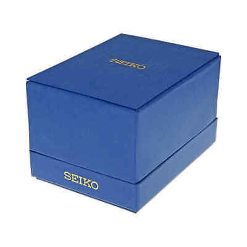 Seiko 5 Automatic Blue Dial Stainless Steel Men's Watch SNXS77