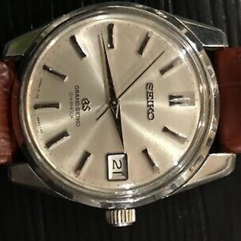 Vintage Grand Seiko 5722-9991