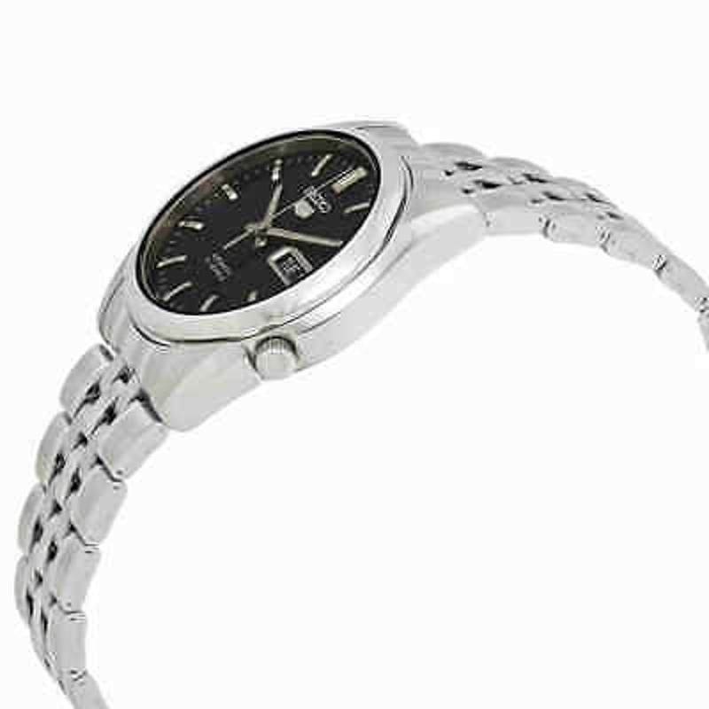 Seiko Series 5 Automatic Black Dial Men's Watch SNK361