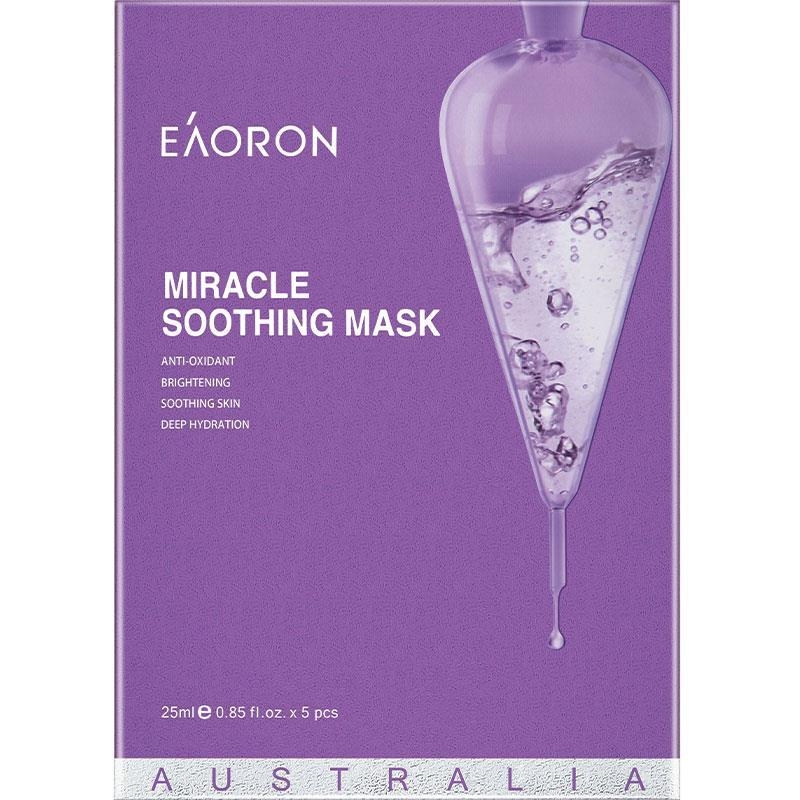 Mặt nạ Eaoron Miracle Soothing Mask 5x 25ml