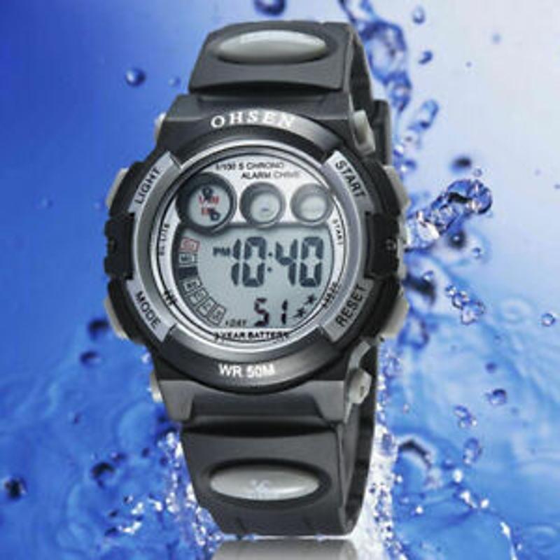 OHSEN digital sport watch for Boys Girls Alarm from Melbourne
