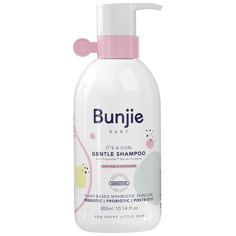 Dầu gội dịu nhẹ Bunjie Gentle Shampoo 300ml