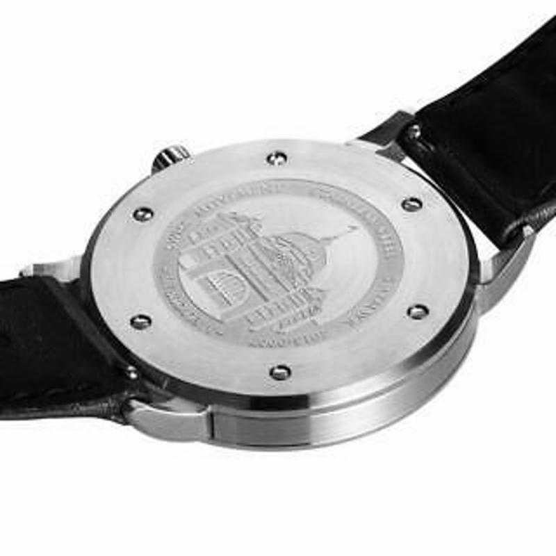 Melbourne Watch Company Mens Flinders Heritage Navy Watch