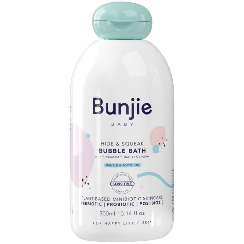 Sữa tắm bong bóng Bunjie Bubble Bath 300ml