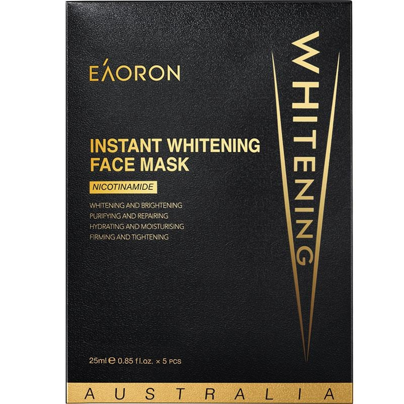 Mặt nạ Eaoron Instant Whitening Face Mask 25ml 5 Piece