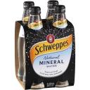Nước khoáng thiên nhiên Schweppes 4 x300ml