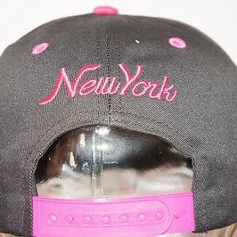 EXCLUSIVE NY SNAPBACK CAPS, FITTED HATS, RETRO FLAT PEAKS, HIPHOP PINK BASEBALL