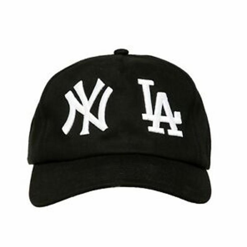 BLACK NY*LA Holiday Brand Hat #2