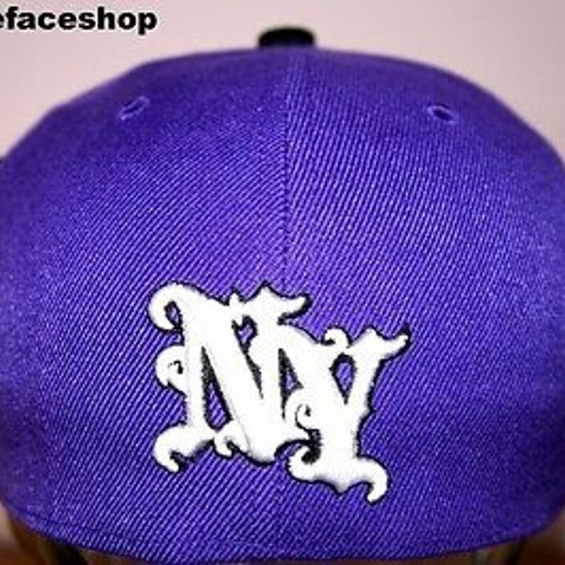 TRIBAL NY FLAT PEAK CAP, NEW YORK FITTED HAT, HIP HOP BLING BASEBALL RETRO BRIM