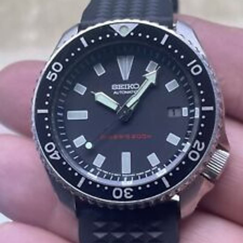 Seiko 7002-7039 Transitional 200m Dive Watch