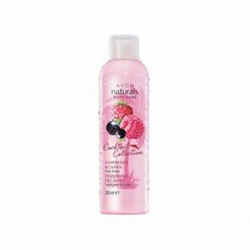 Sữa dưỡng thể Avon Naturals Body Care Body Lotion Various Scents 200ml - FREE P&P