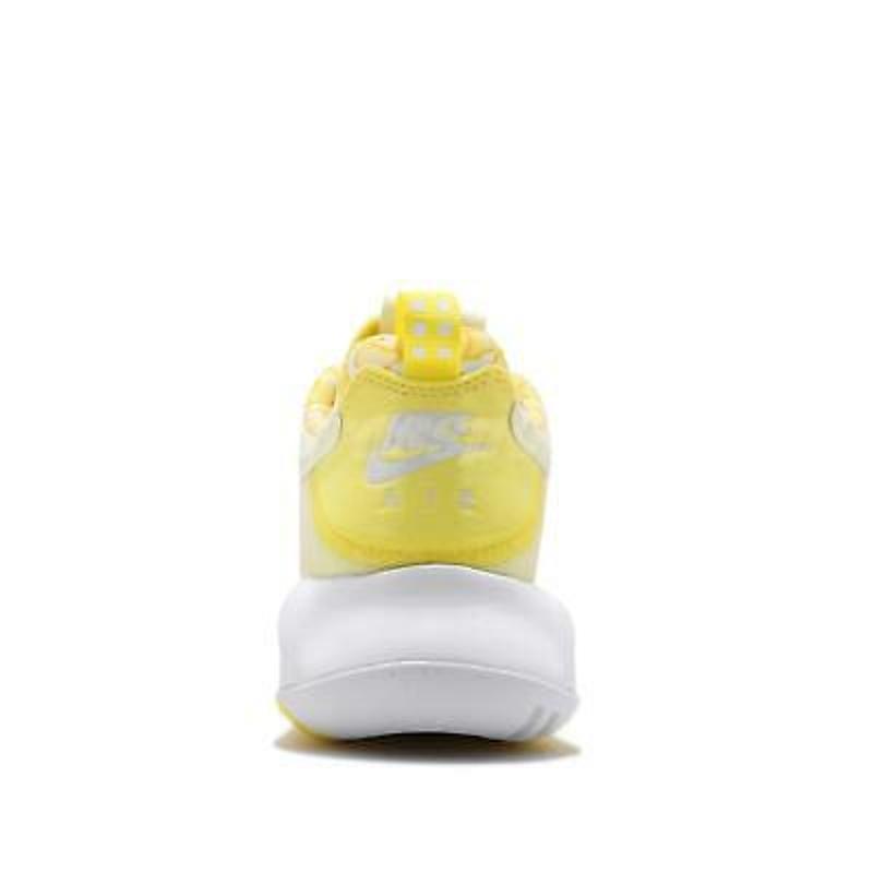 Nike Jordan Air Max 200 Dynamic Yellow White Women Youth Kid Shoes CJ3840-700