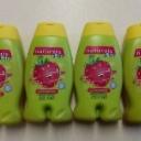 Bong bóng tắm cho bé 4x Avon Naturals Kids Swirling Strawberry 2-in-1 Body Wash & Bubble Bath 4x250ml