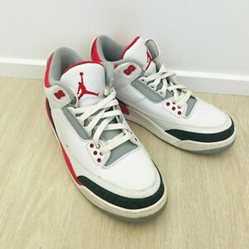 Nike Air Jordan Retro Shoes Men's Sneakers Size 9
