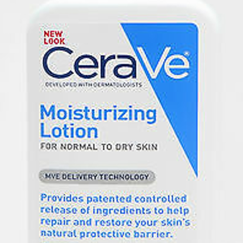 New CeraVe Moisturizing Lotion 355ml (Dermatologist Recommended Normal/Dry Skin)