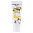 Kem đánh răng Healthy Care Natural Kids Toothpaste Banana Flavour 50g