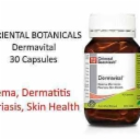 ORIENTAL BOTANICALS Dermavital 30 Capsules ( Eczema Dermatitis Psoriasis )
