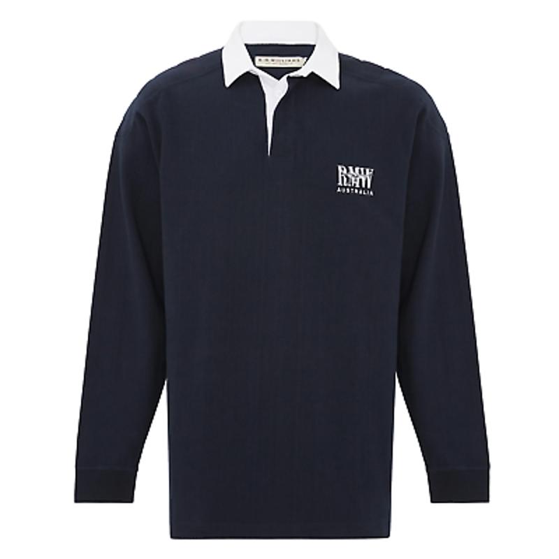 Áo bóng bầu dục RM Williams Classic RMW Rugby - RRP 129.99 - FREE POST - SALE SALE SALE