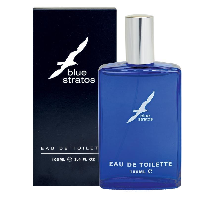 Nước hoa nam Blue Stratos Eau De Toilette 100ml Spray