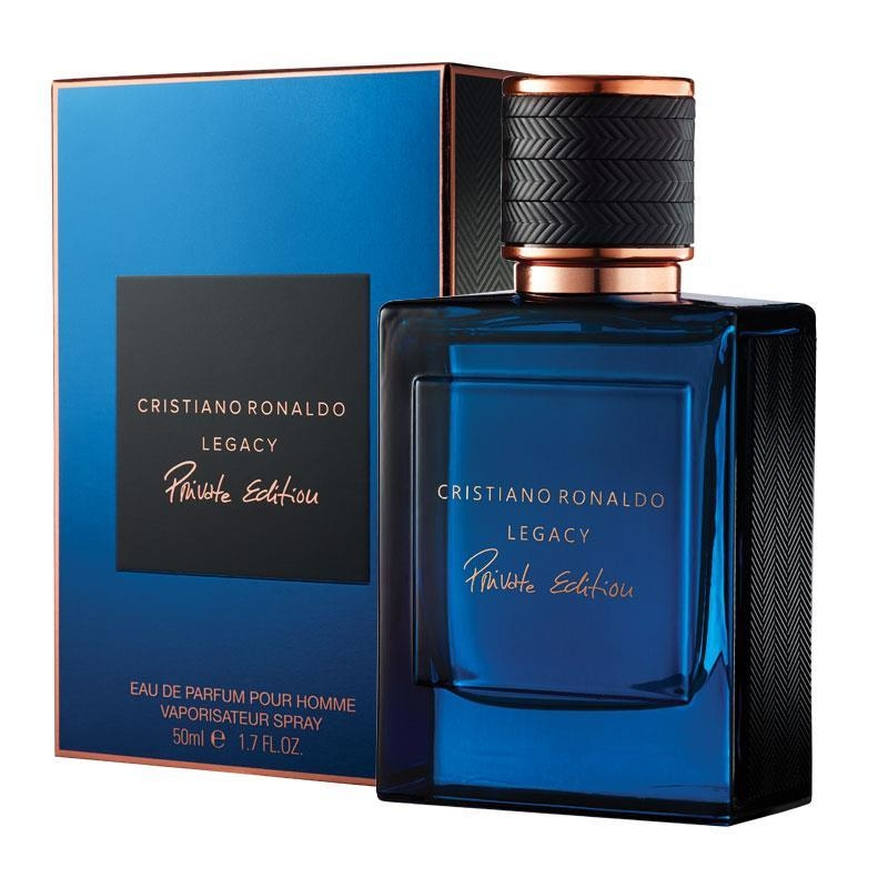 Nước hoa nam Cristiano Ronaldo Legacy Private Edition Eau De Parfum 50ml Spray