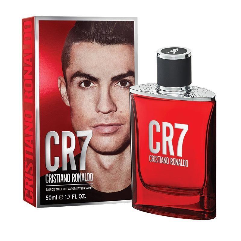 Nước hoa nam Cristiano Ronaldo CR7 Eau De Toilette 50ml Spray